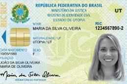 Sua Carteira de Identidade vai mudar!