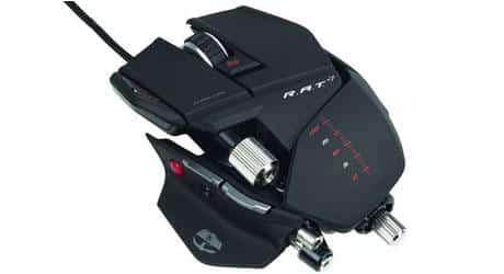 Mouse totalmente personalizável auxilia na hora de jogar no PC