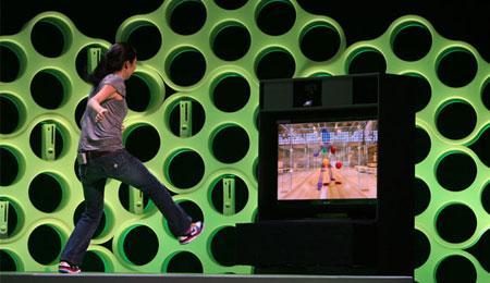 Microsoft descarta jogos em 3D para o console Xbox 360
