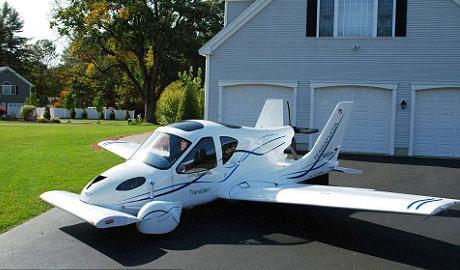 Agência reguladora de aviação dos EUA aprova produção de carro voador