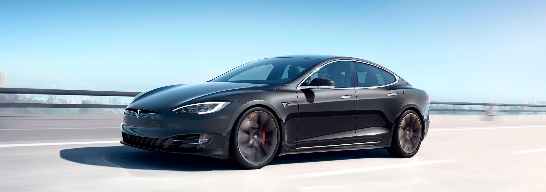 Model S | Tesla - Crédito: tesla.com