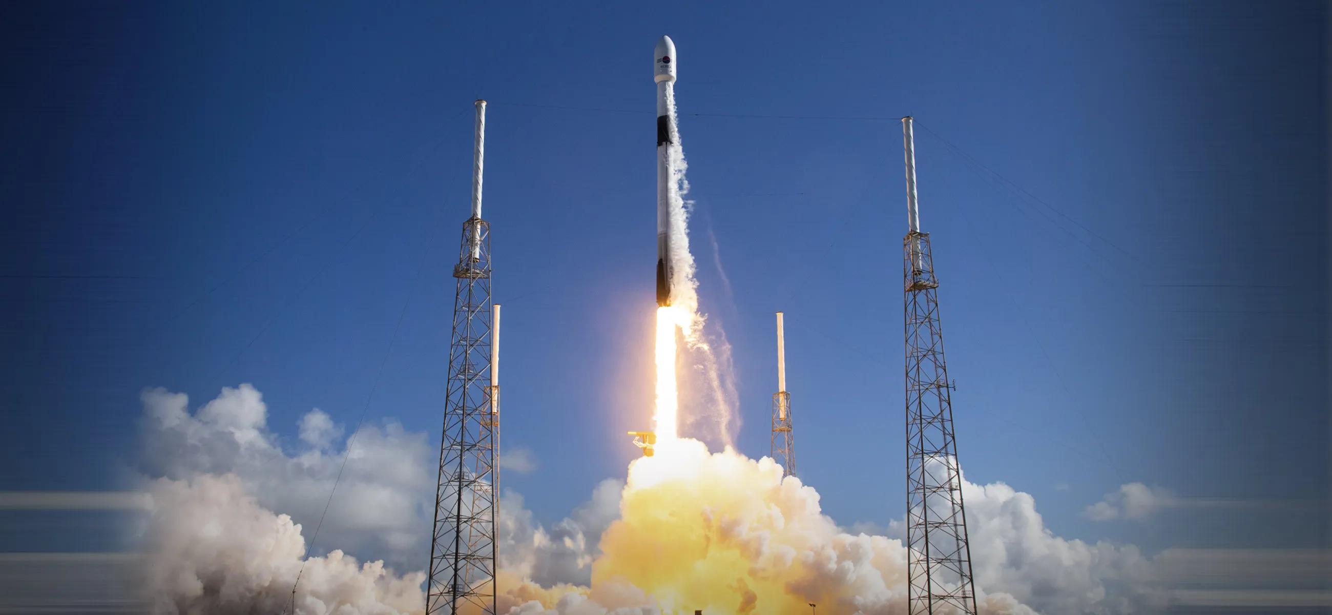SpaceX e a conquista do espaço - Crédito: spacex.com