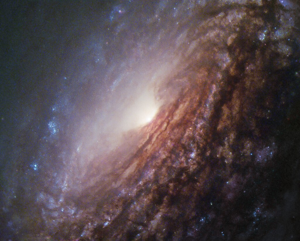 NGC 5033.