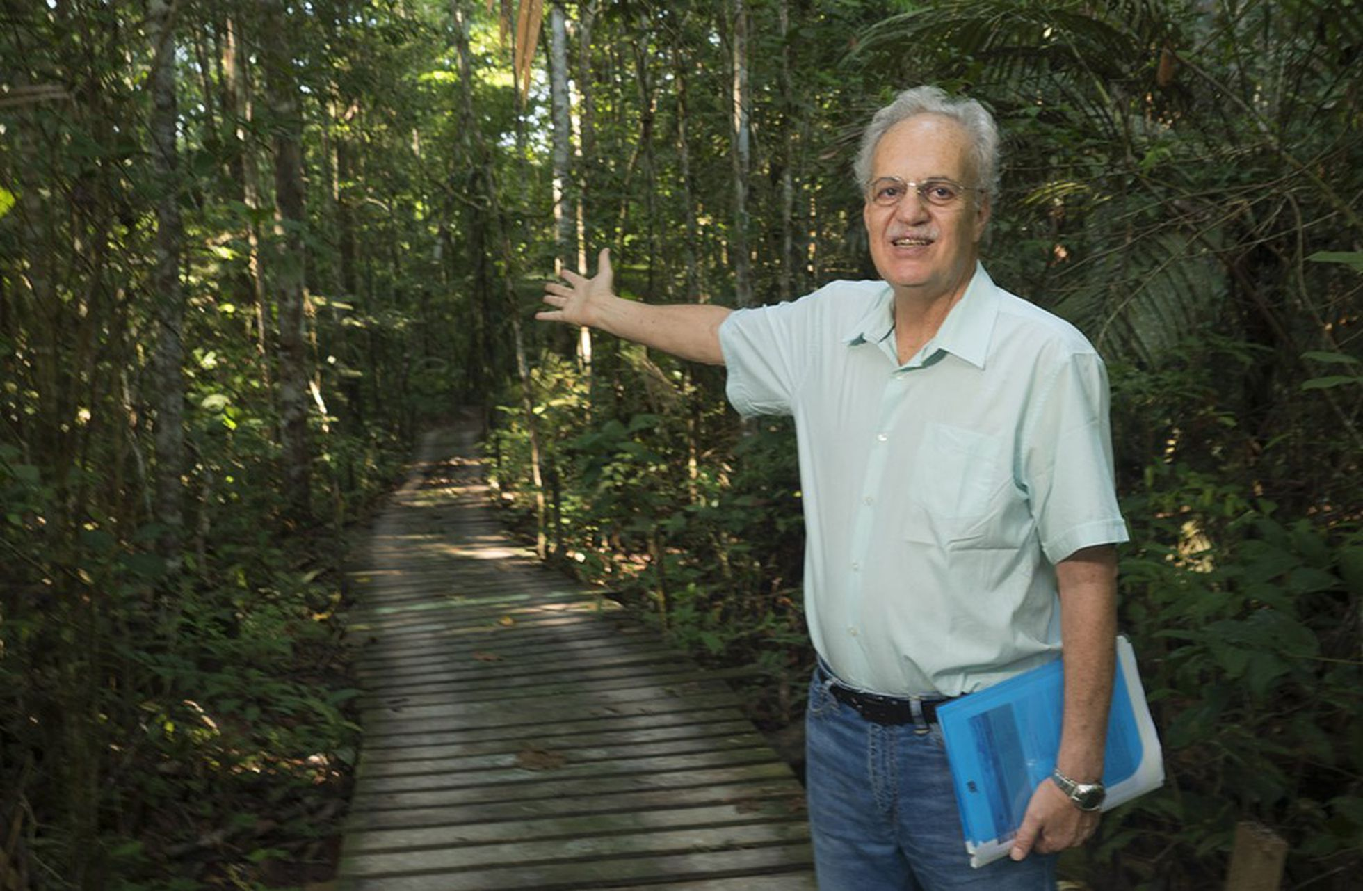 Scientist Carlos Nobre, coordinator of the National Institute of Science and Technology for Climate Change (INCT-MC).