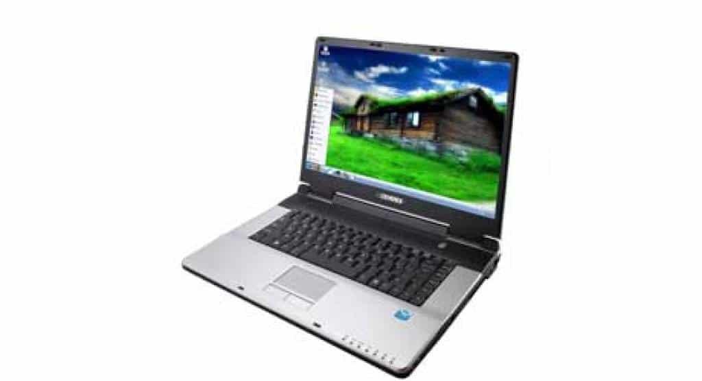 Laptop ecologicamente correto e ainda com baixo preço