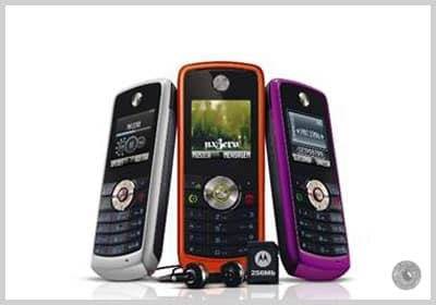 temas para celular motorola w270