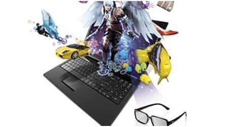 Conheça o primeiro laptop 3D à venda no Brasil