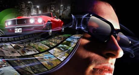 Laptops 3D, câmeras 3D, videogames 3D... a nova tecnologia já bate à sua porta!