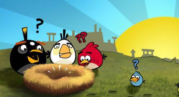 20100914163004 Angry Birds poderá ganhar série animada