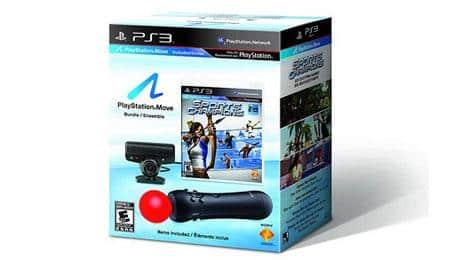 PlayStation Move para PS3 chega neste domingo às lojas americanas