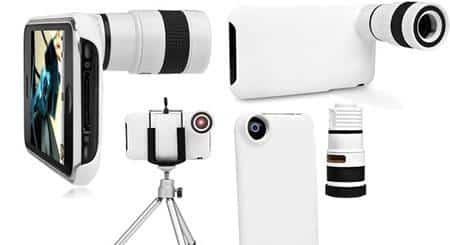 Conheça uma lente para o iPhone