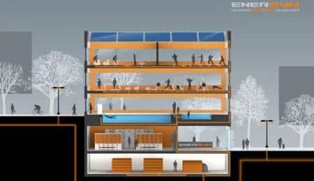 Projeto de academia converte força humana em energia elétrica