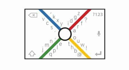 8pen reinventa teclado para smartphones