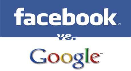 Facebook não poderá mais acessar dados do Google
