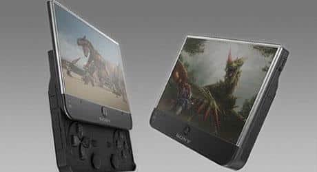 Conheça o novo console portátil da Sony