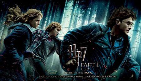 Trecho do novo filme de Harry Potter vaza em sites de torrent