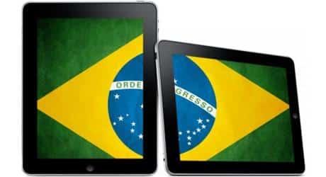 iPad no Brasil