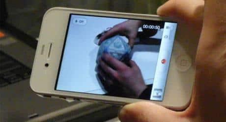 iPhone branco, agora, é pra valer!