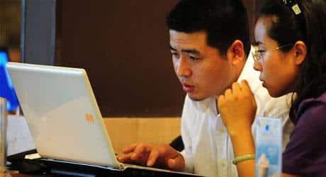 China lança seu próprio Twitter
