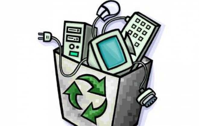 Resultado de imagem para lixo eletrônico