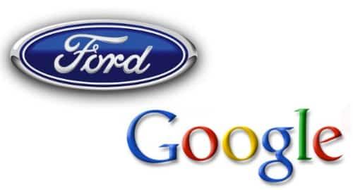 Google e Ford