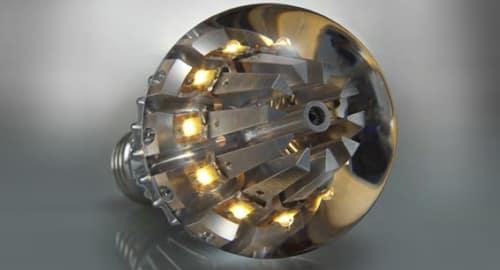 Lâmpada LED de 100 Watts