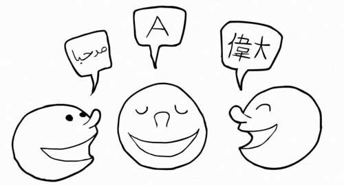 linguas  idiomas