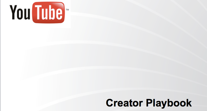 Creator Playbook