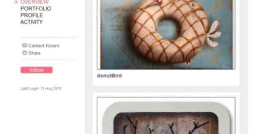 Crie portfólios online super legais para seus desenhos, fotografias e vídeos