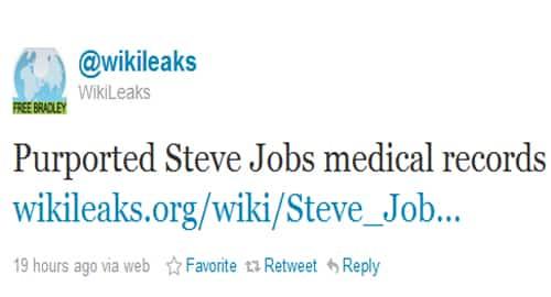 Teste de HIV Steve Jobs