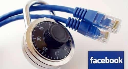 Facebook - Segurança