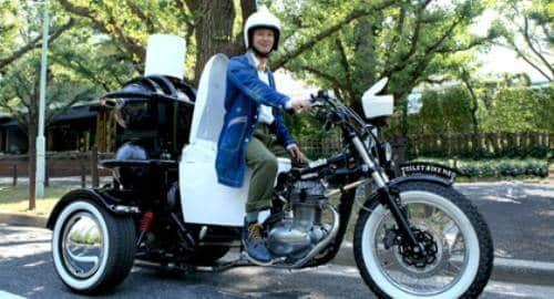[JAPÃO SUPERIOR] Japoneses criam motocicleta movida a FEZES HUMANAS. 20111110180851