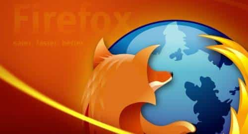 Firefox Anual Report