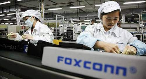 Foxconn no Brasil