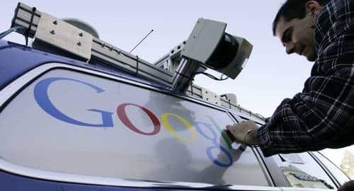 Google e seus carros driveless