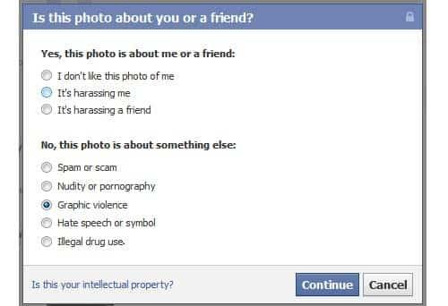 Como olhar fotos bloqueadas