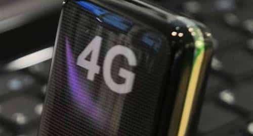Sinais 4G