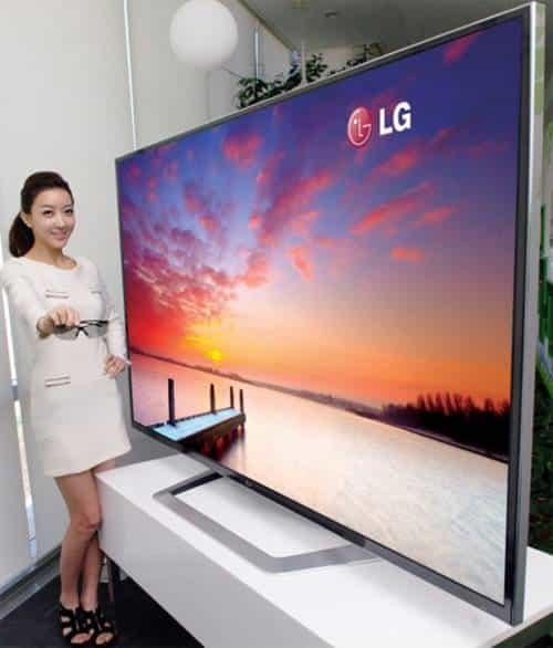 LG 4K 84 polegadas