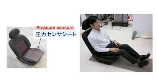 Sistema de reconhecimento de assento