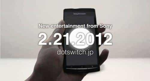 Sony Dot Switch