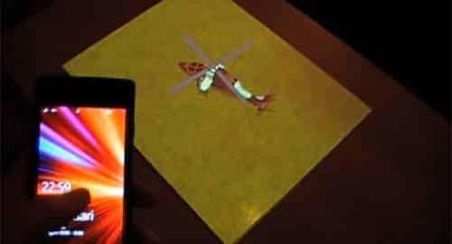Desenvolvedores criam jogo holográfico com Kinect e app para Windows Phone. 20120126114900