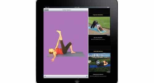 Exercícios com apps
