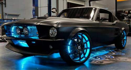 Microstang, Mustang com Windows 8