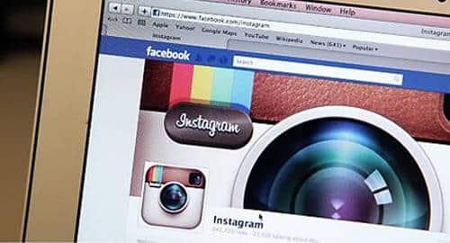 Instagram no Facebook