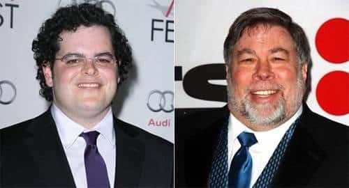 Josh Gad e Steve Wozniak