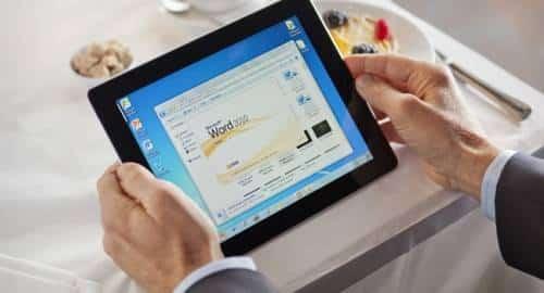Microsoft Office para tablets
