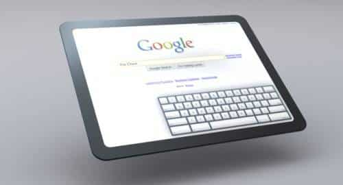 Tablet do Google