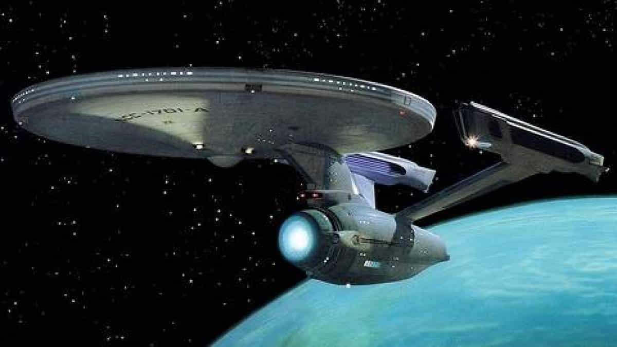 Resultado de imagem para star trek enterprise nave