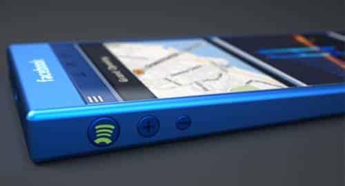 Facebook Phone (conceito)