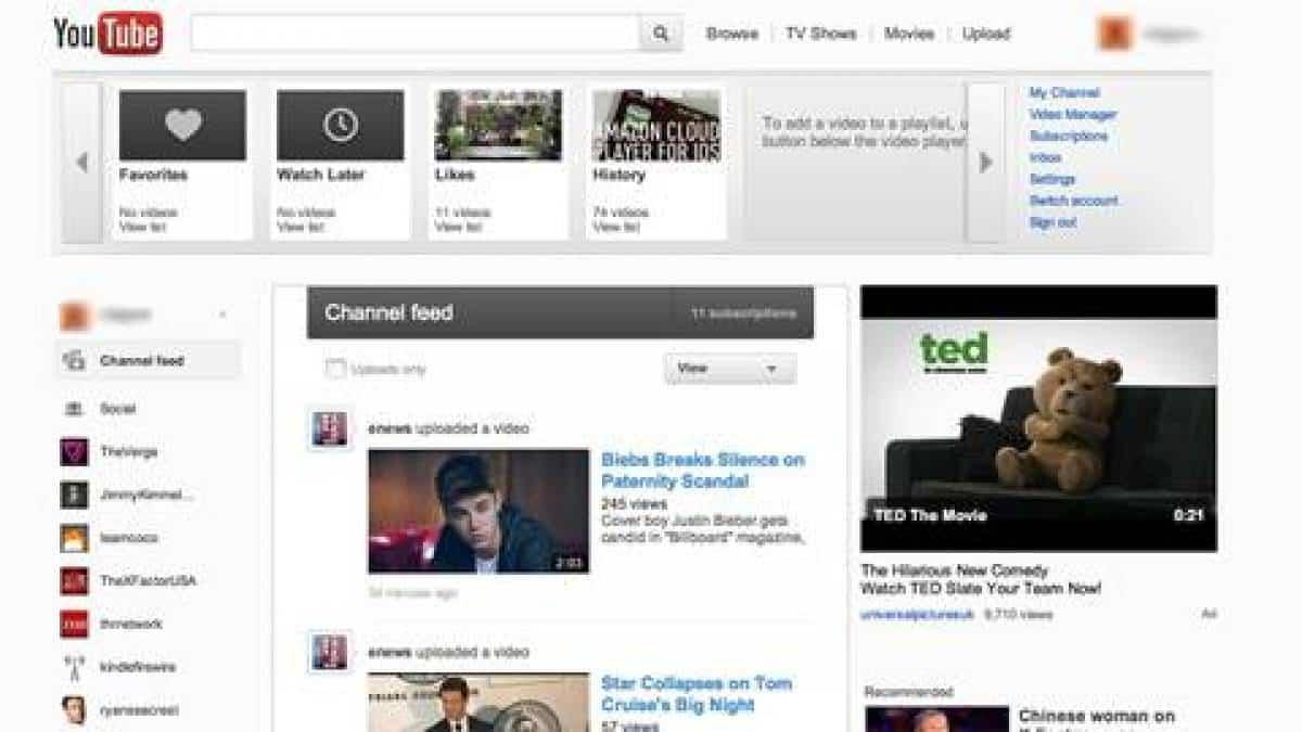 44b09aca5ad Relembre a história de sucesso do YouTube
